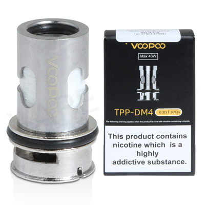 Voopoo TPP DM Replacement Coils