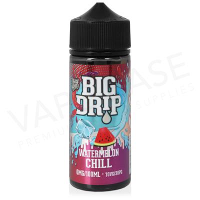 Watermelon Chill Shortfill E-Liquid by Big Drip 100ml